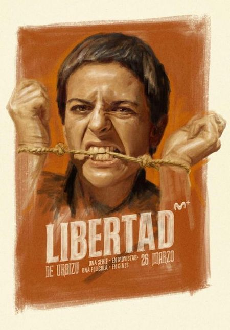 Libertad poster