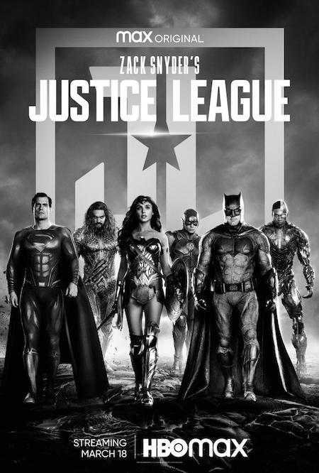 ZS Justice league poster